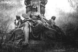 Monument for Maximilian II., king of Bavaria