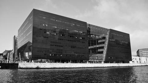 Royal Danish Library (The Black Diamond)
