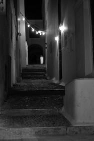 Little streets ...