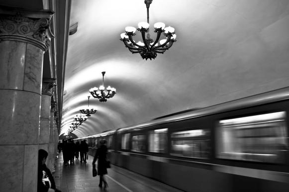 Komsomolskaya (Circle Line)