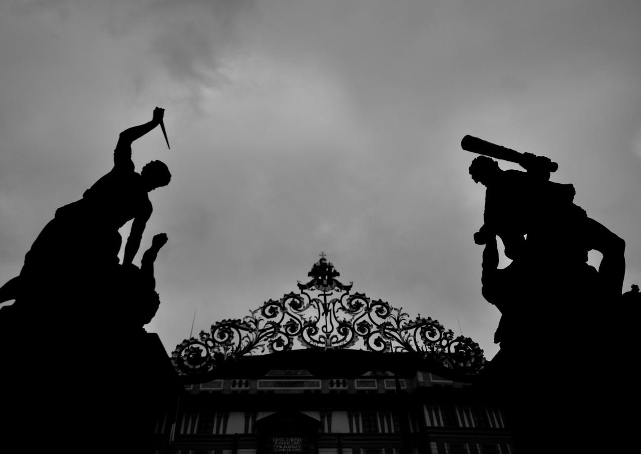 Entrance Prague Castle