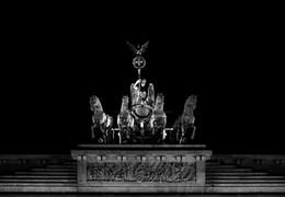 Details of Brandenburg Gate