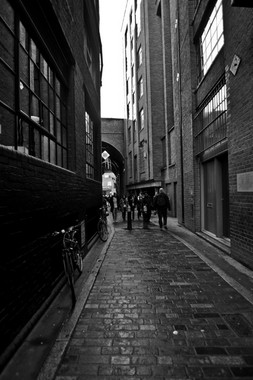 Lovely London streets