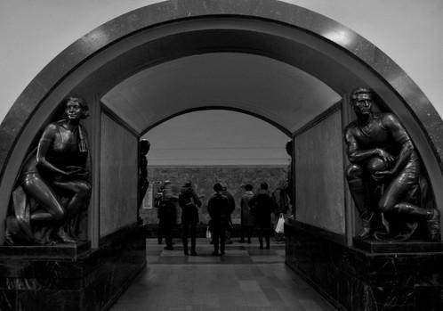 Ploschad Revolutsii station