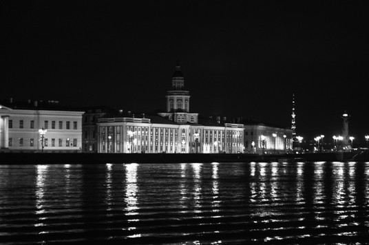 Great Neva River