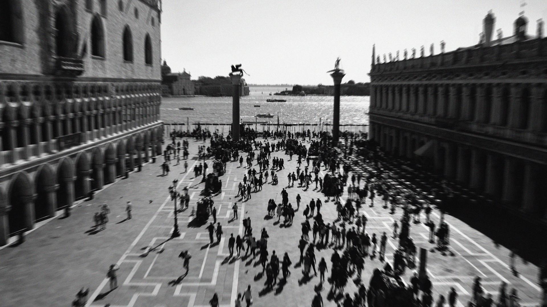 Dolce far niente - Venice