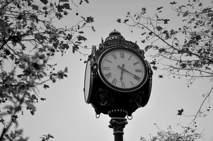 Unirii Square Park Clock