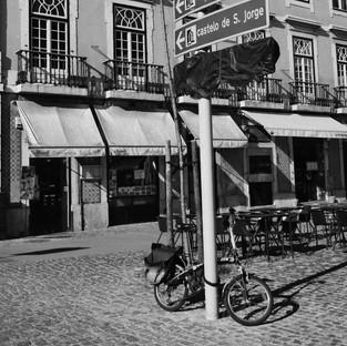 Old town little restaurants