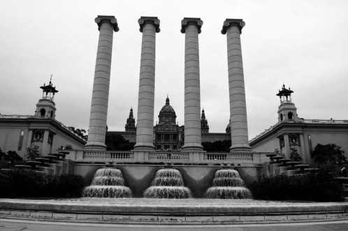 Montjuïc Magic Fountain