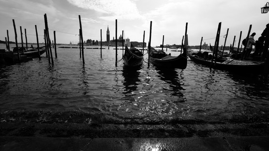 Grand Canal waters