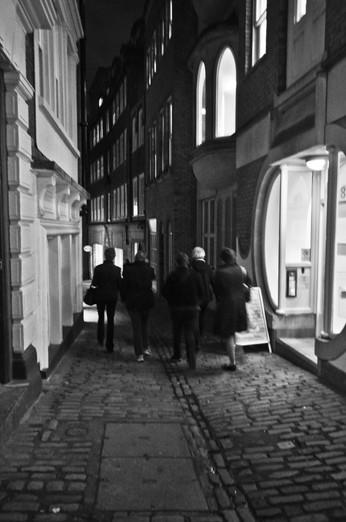 Lovely alleys