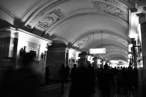 Oktyabrskaya station