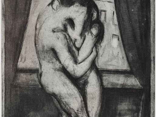 Edvard Munch, the emotional side of my photography