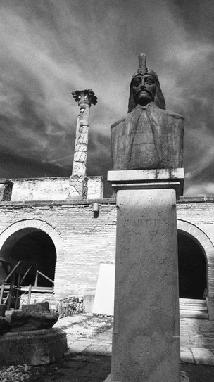 Monument to Vlad Tepes