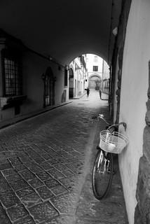 Lovely narrow street