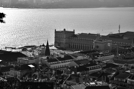 View from São Jorge Castle