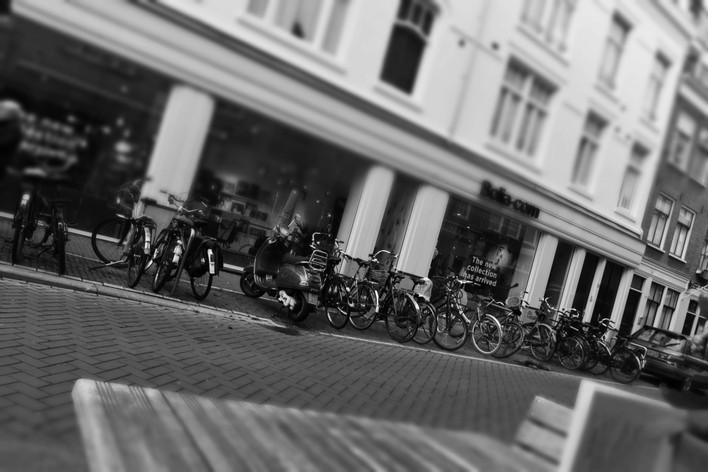 More bikes than people