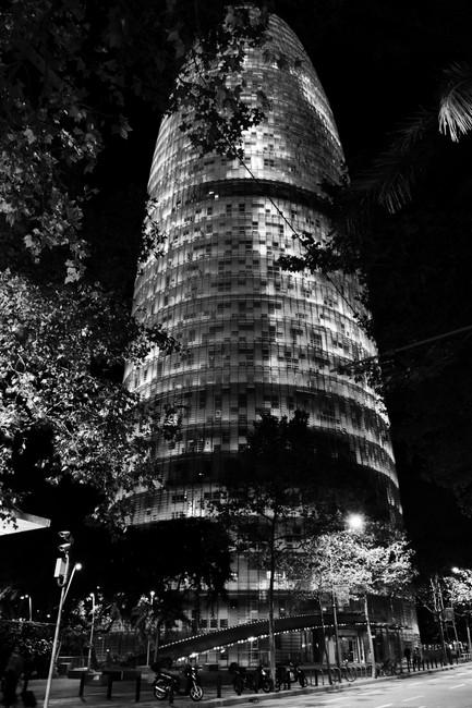 Torre Glòries (formerly Torre Agbar)