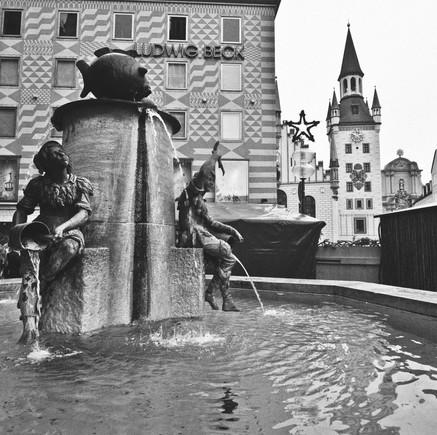 The Fish Fountain