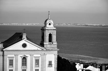 view from Miradouro de Santa Luzia