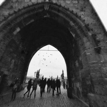 Charles Bridge entrance