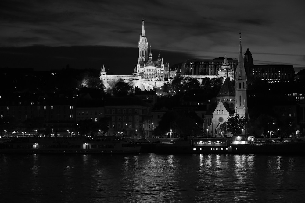 Seeing from Hungarian Parliament