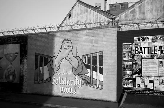 Palestinian Solidarity Mural