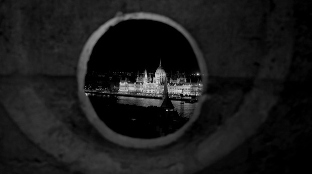 Seen from Fisherman's Bastion
