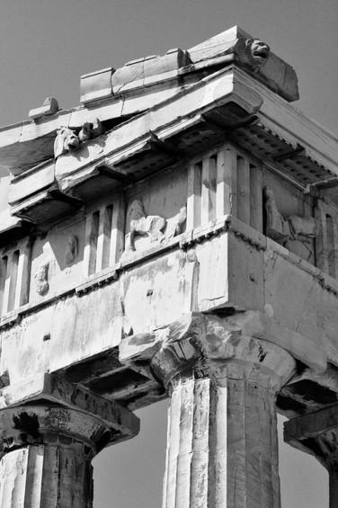 Details The Parthenon