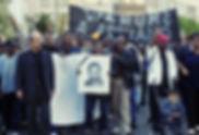 Demo am 11.6.2000, Dessau, (c) Christian Ditsch