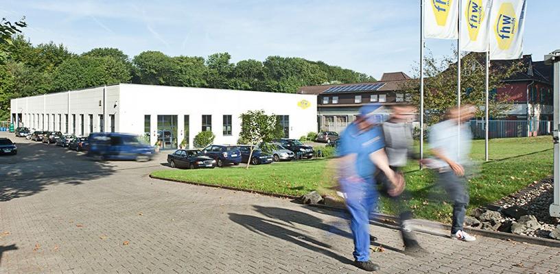 fhw-moulds GmbH