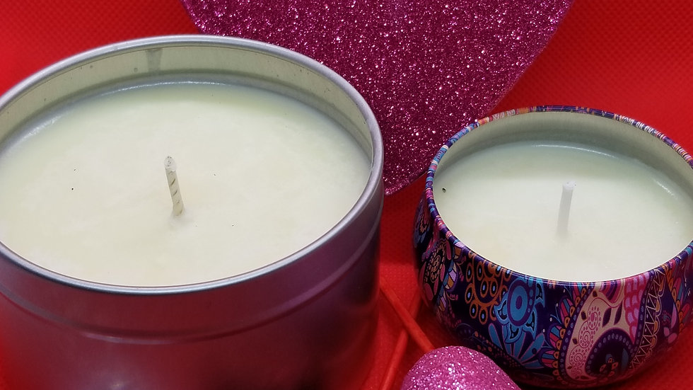 Touch Massage Candle - 8oz