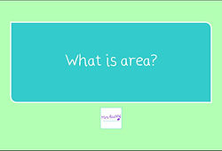 what is area