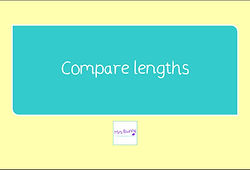 year 3 compare lengths