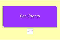 Year 3 Statistics bar charts