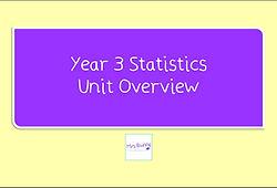Year 3 Statistics