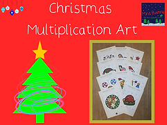 Multiplication art revision