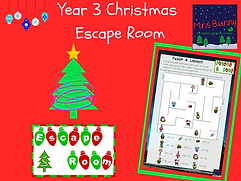 Year 3 Christmas Escape Room