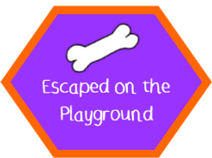 Escaped on the playground game