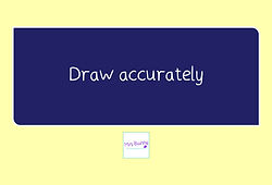 year 3 geometry draw accurately