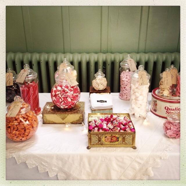 Ye Olde Sweet Shoppe.