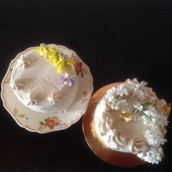 Dessert Wedding Table cakes.
