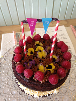 Regal Chocolate Cake.