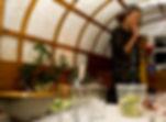 Taj's Tea Parlour Wedding Cocktails