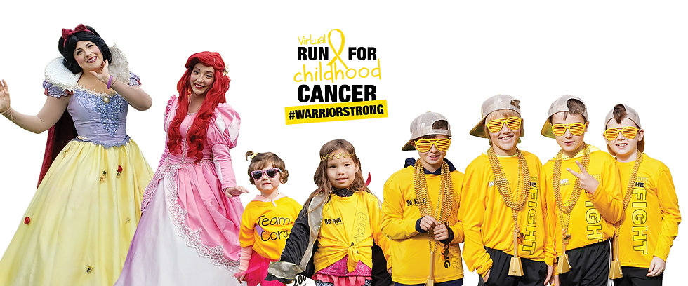 Run for Childhood Cancer-FB Group Post.j