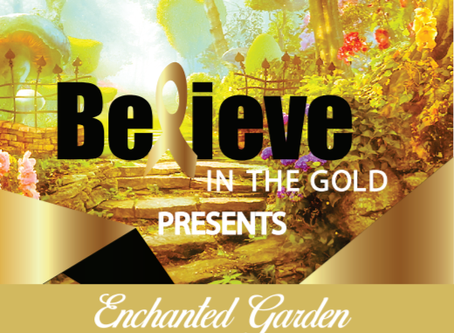Help us make a magical night in the Enchanted Garden
