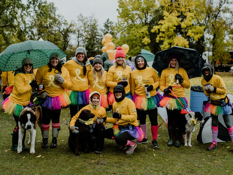 Saskatchewan Run for Childhood Cancer