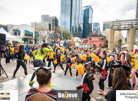 Run for Childhood Cancer - Calgary