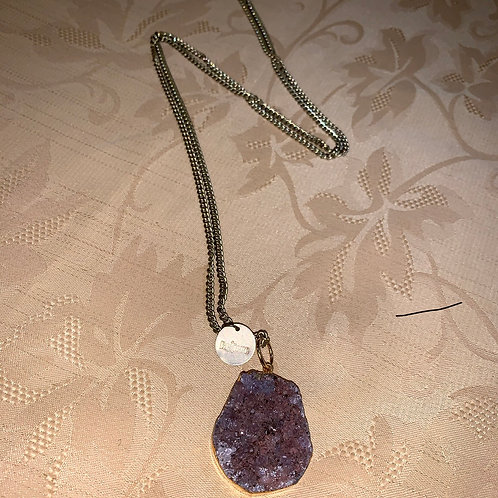Amethysts Necklace