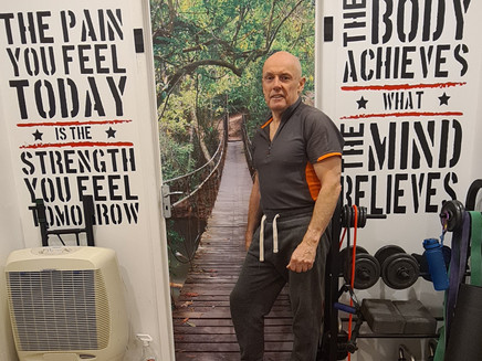 Never too old to learn: A Stroke Survivor's Comeback